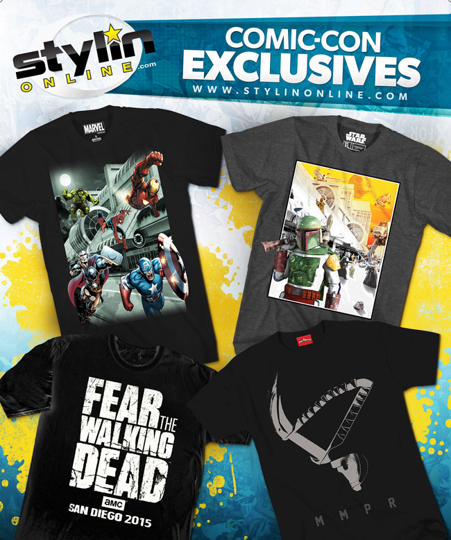 Stylin Online SDCC 2015