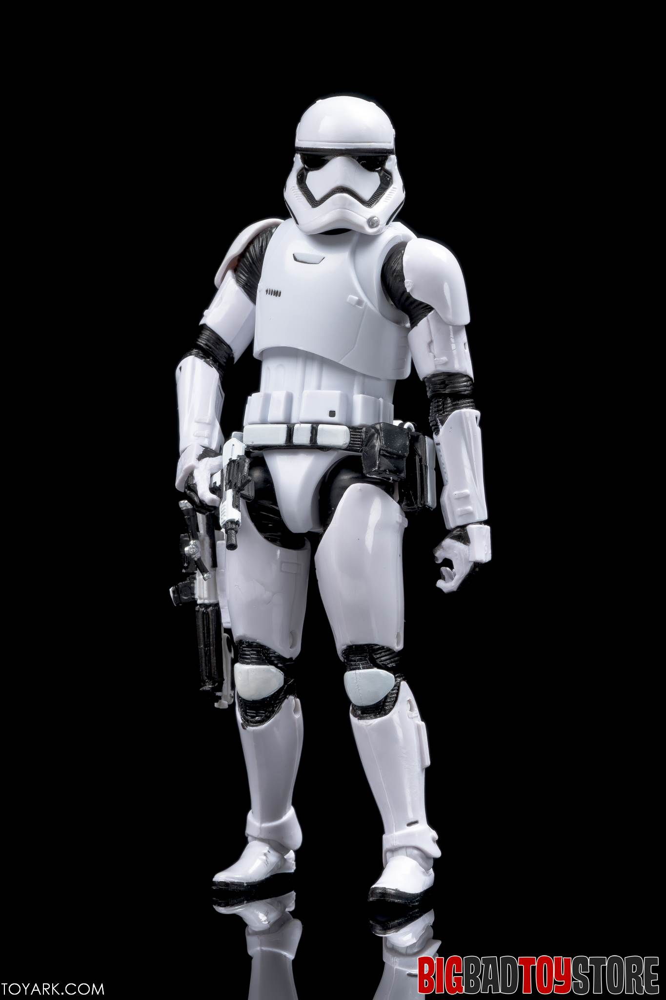 SDCC Star Wars Black Series First Order Stormtrooper Photo ...