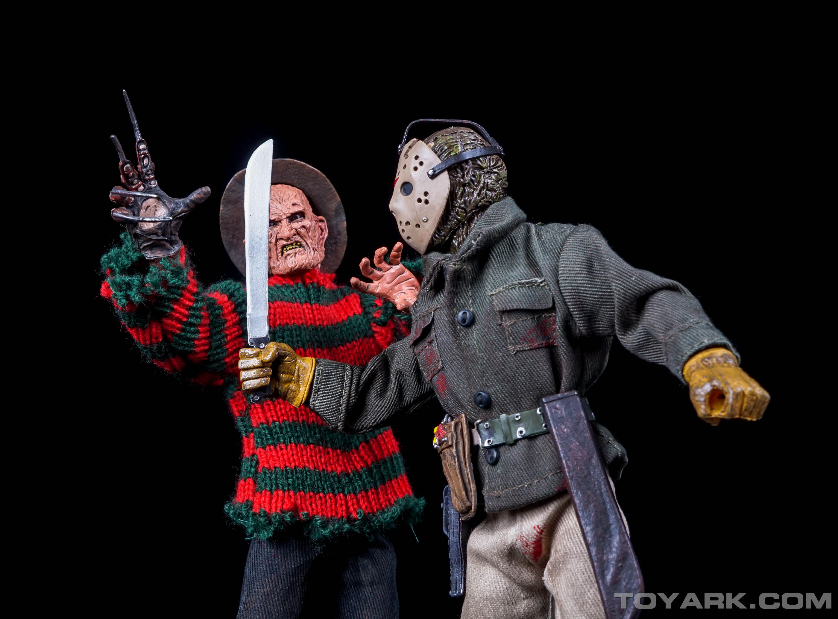 NECA FRIDAY THE 13TH JASON RETRO CLOTH FIGURE