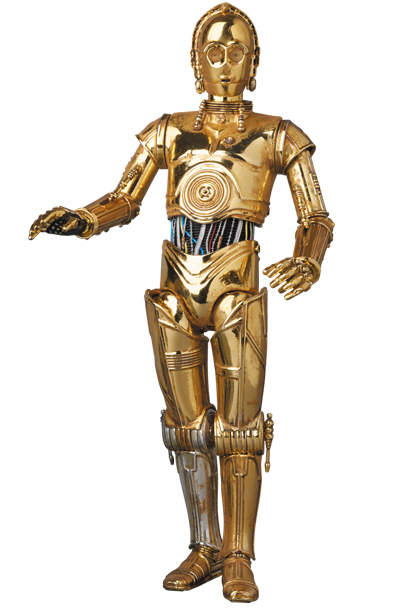 official photos and info for mafex star wars c 3po and r2 d2 the toyark news. Black Bedroom Furniture Sets. Home Design Ideas