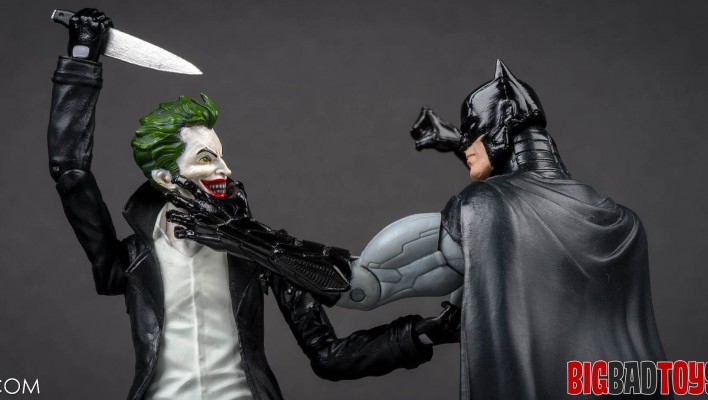 DC Collectibles New 52 Joker (2nd Version) Photo Shoot