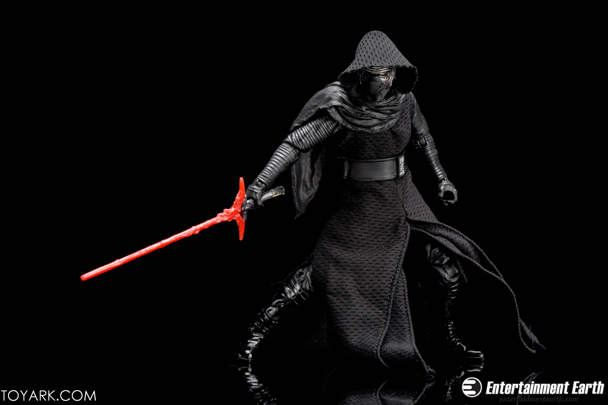 Black Series Kylo Ren 06