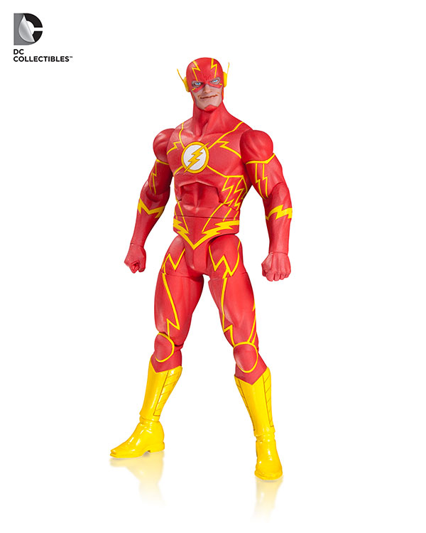 DC Collectibles Greg Capullo Designer Flash And Survival
