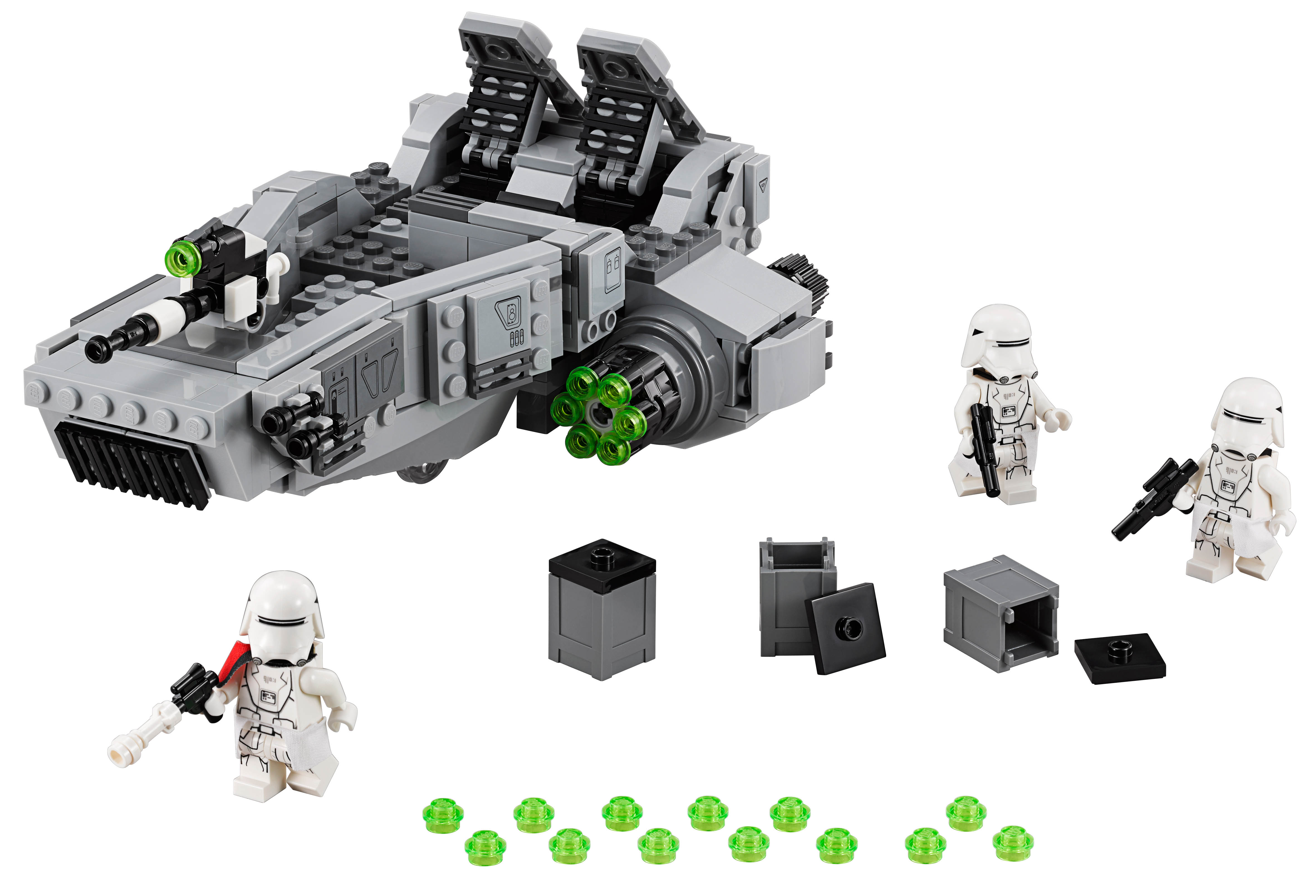 Lego star wars the force awakens product reveals the - Lego star warse ...