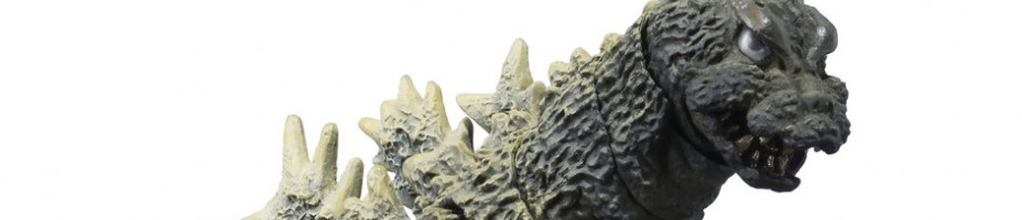 NYCC SH Monsterarts Godzilla 1964 Emergence