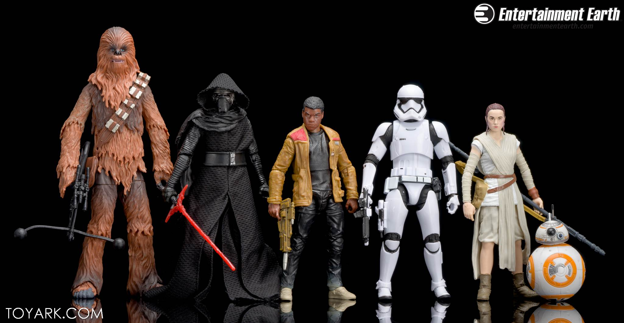 The Force Awakens Black Series 01