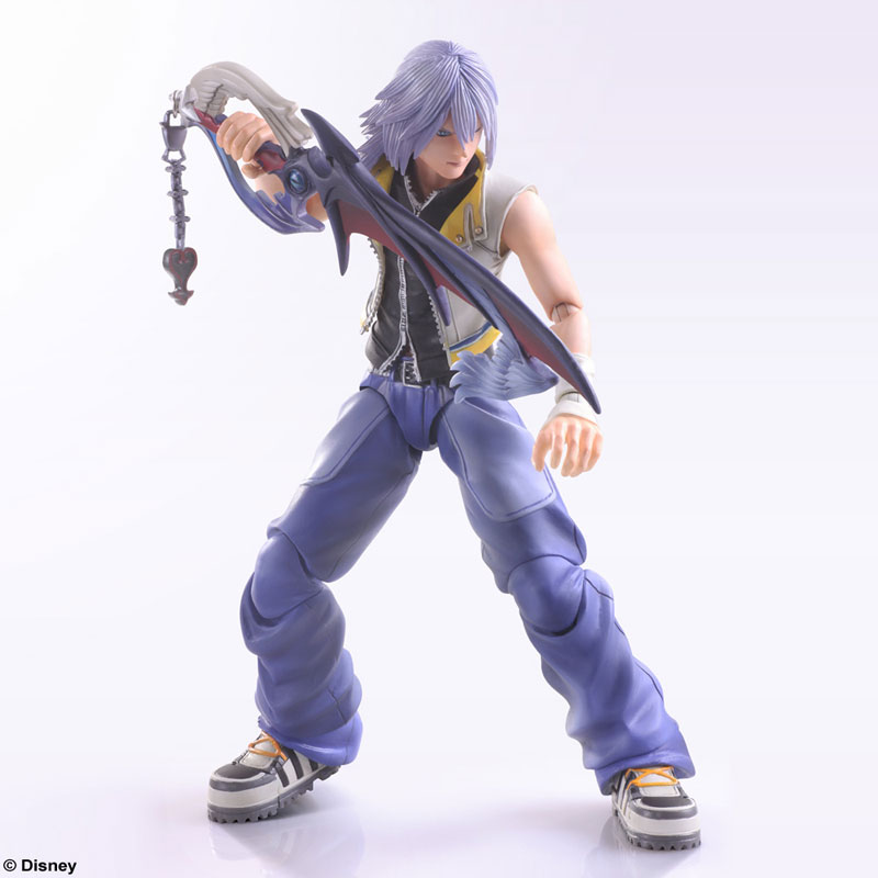 Kingdom Hearts Riku Play Arts Kai Toyark News