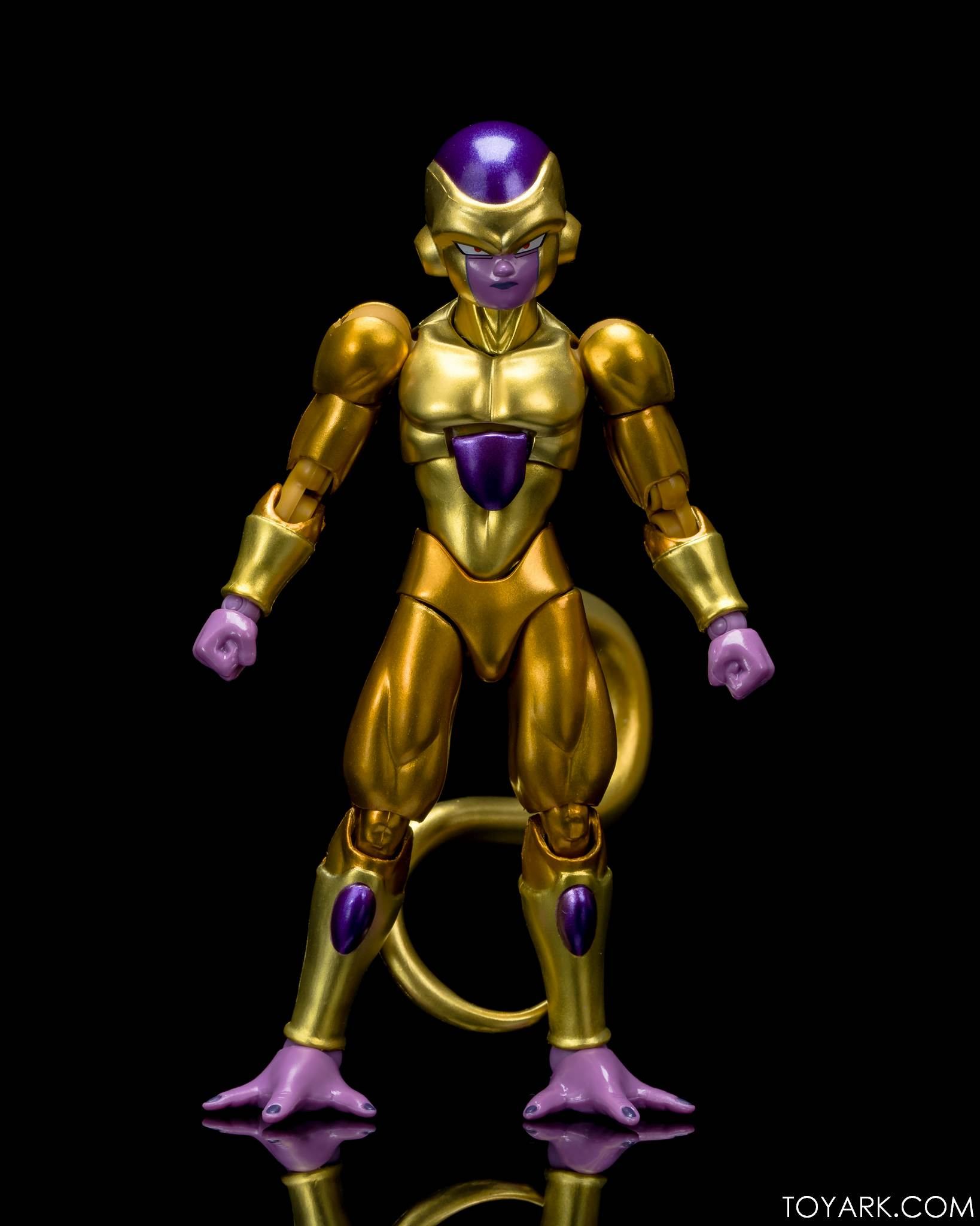 SHF Golden Frieza 04