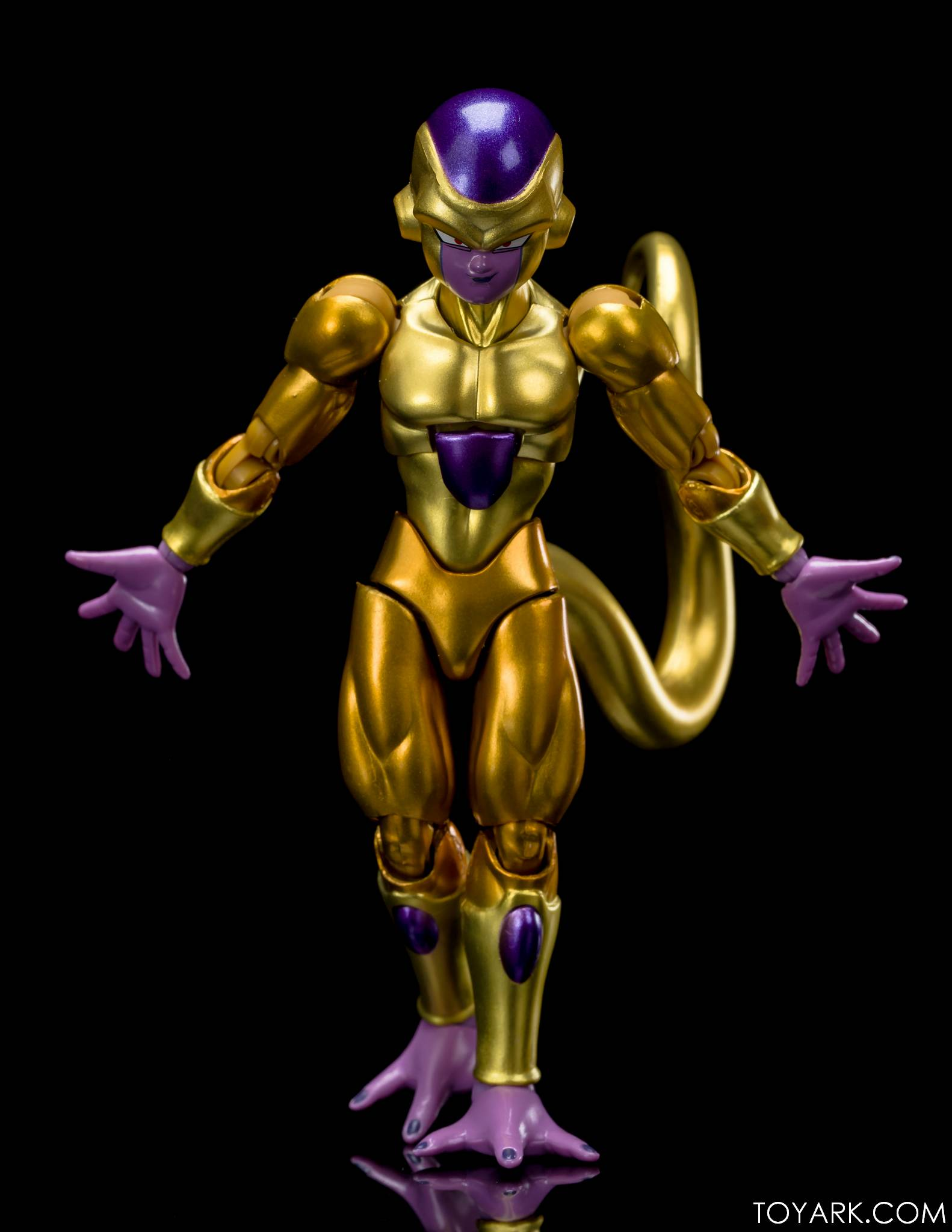 SHF Golden Frieza 12