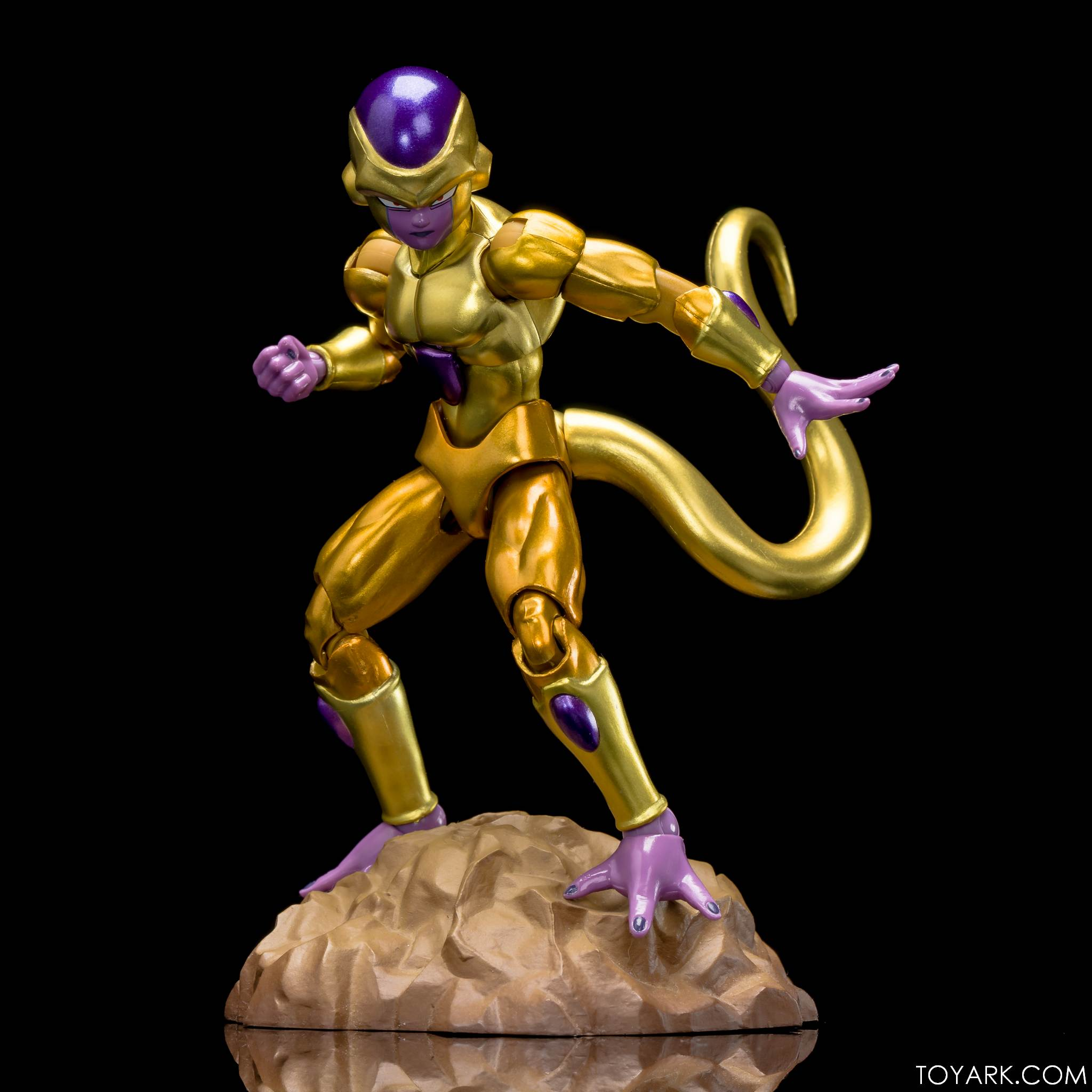 SHF Golden Frieza 29