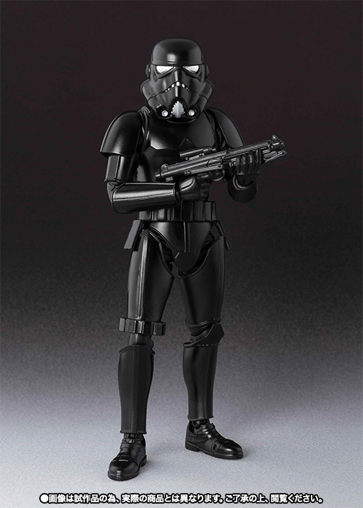 Star Wars SH Figuarts Shadow Trooper 1