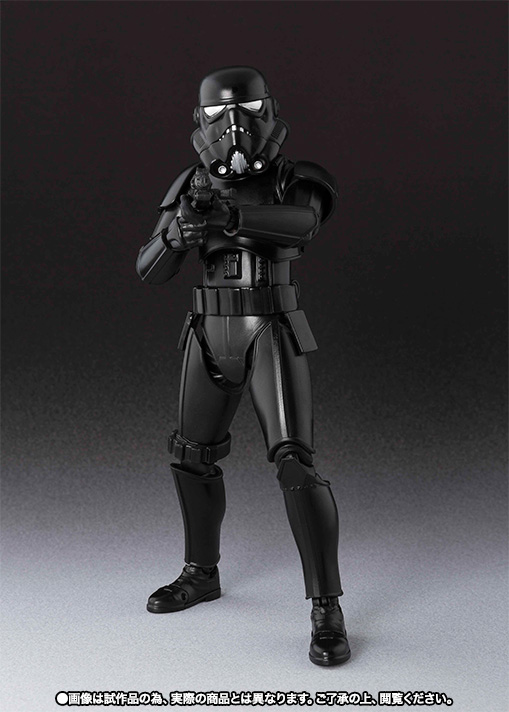 Star Wars SH Figuarts Shadow Trooper 2