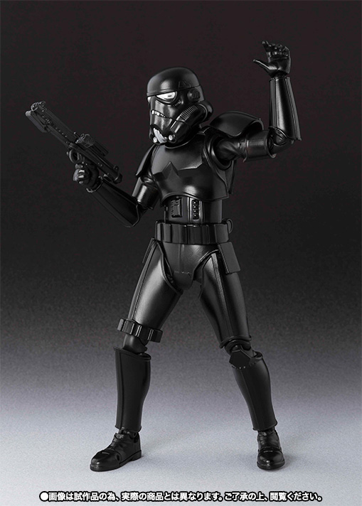 Star Wars SH Figuarts Shadow Trooper 3