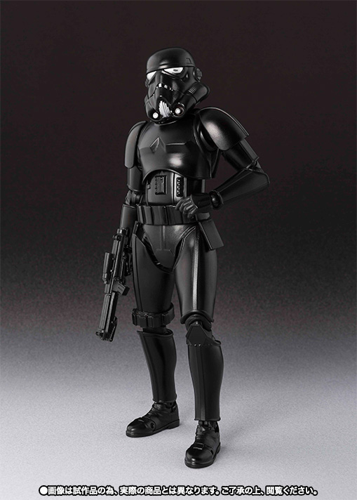 Star Wars SH Figuarts Shadow Trooper 4