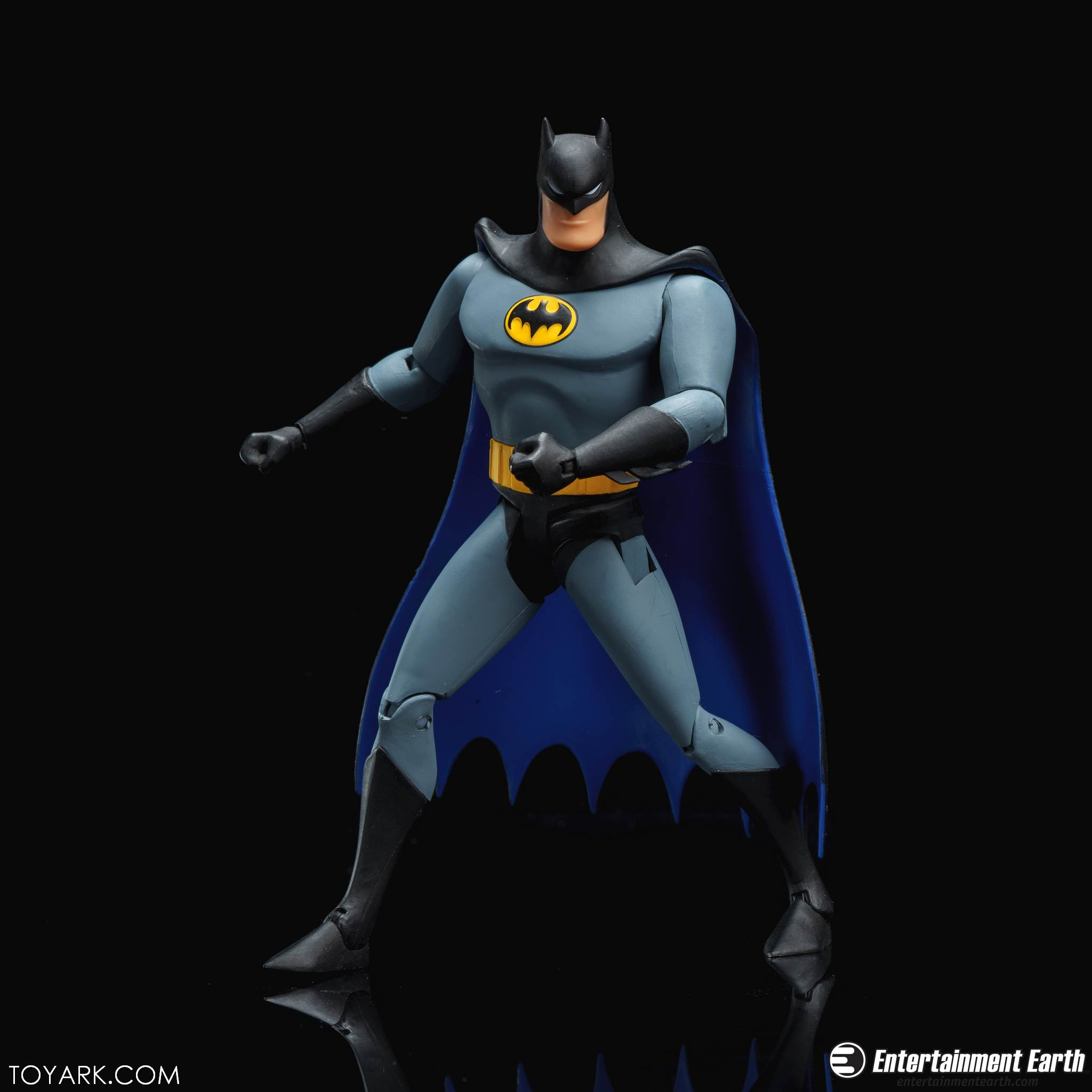 Dc collectibles batman animated batman btas batgirl - Batman cartoon images ...