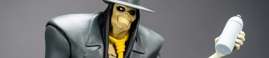 DCC Animated Scarecrow 10