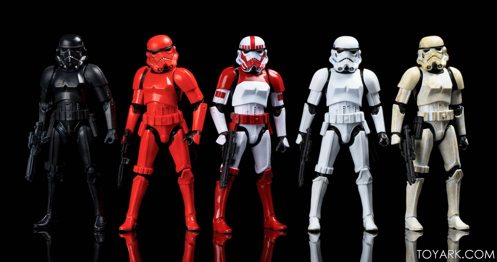 Black Series Battlefront Trooper 23