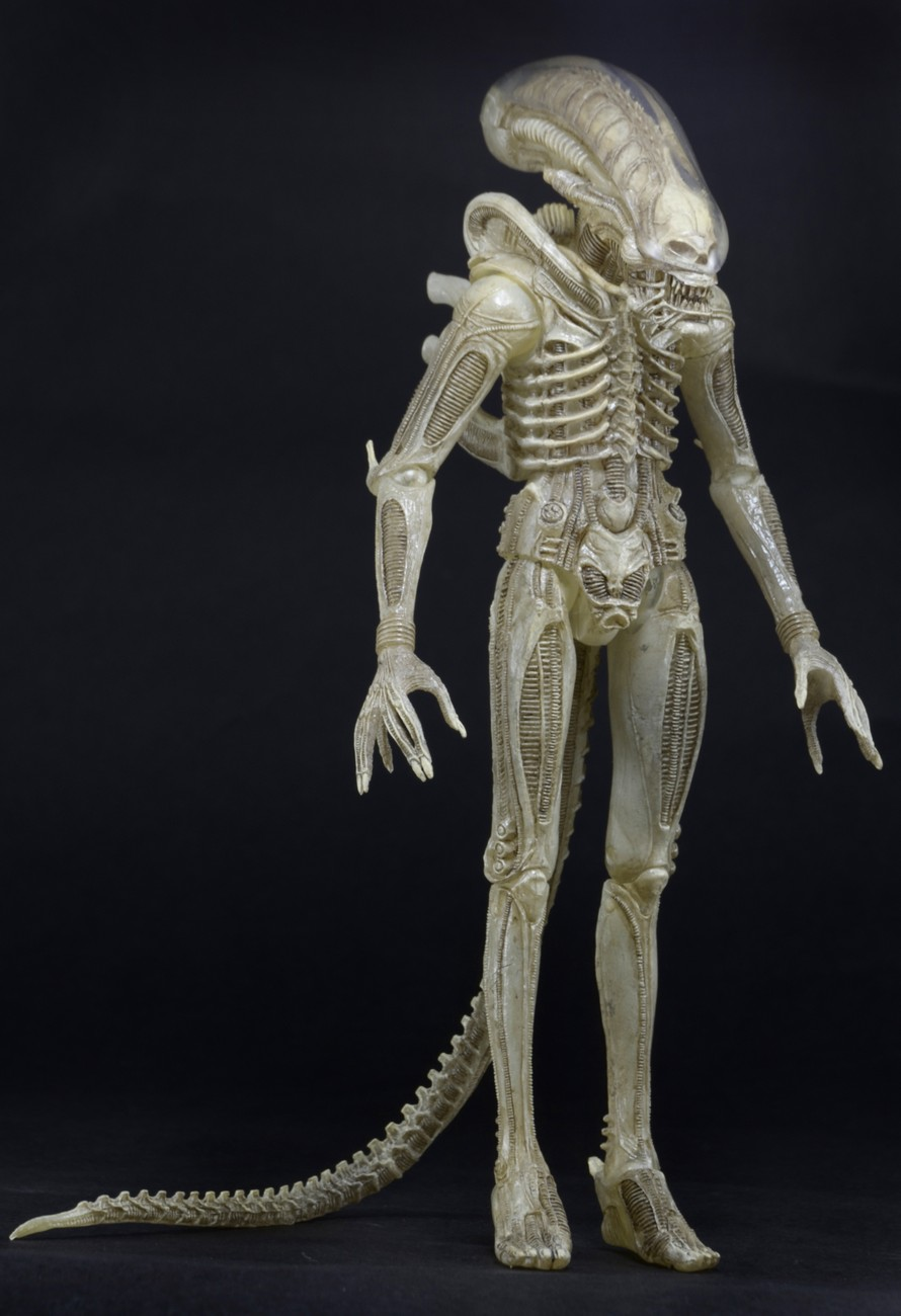 aliens series 9 figures meaning of life