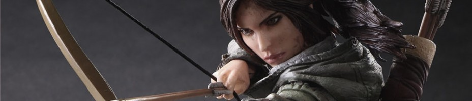 Play Arts Kai Rise of the Tomb Raider Lara Croft 006