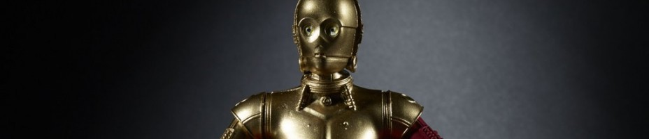 Star Wars TFA Black Series C 3PO