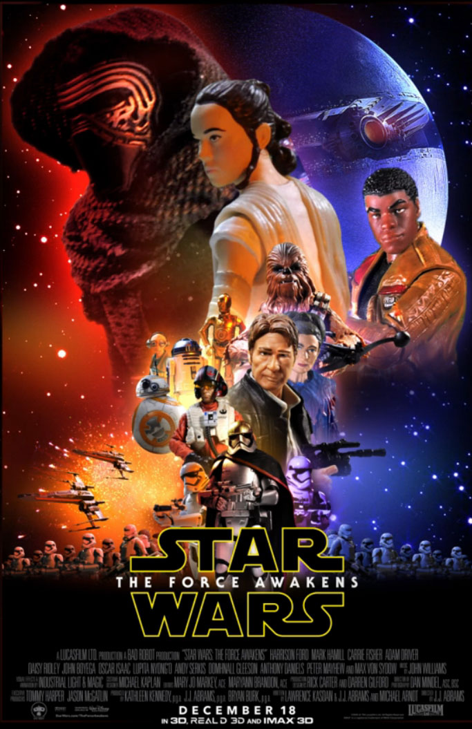 Movie times for star wars