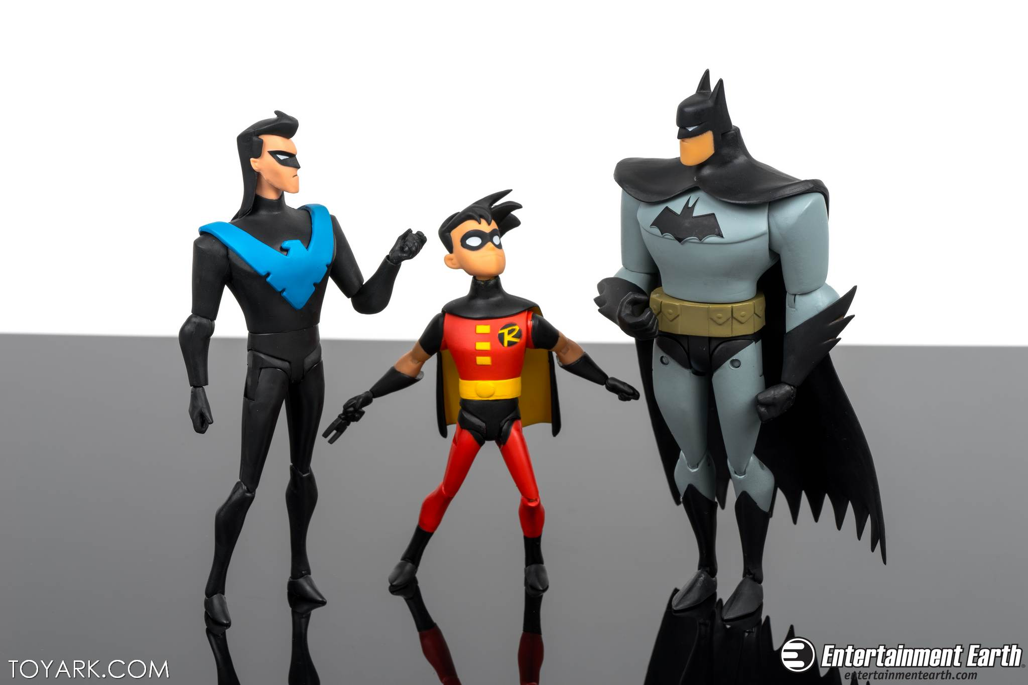 Animated Nightwing 14