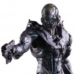 Halo 5 Spartan Locke Play Arts Kai 003