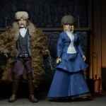 NECA Hateful Eight John Ruth and Daisy Domergue