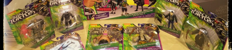 TMNT Out of the Shadows All Toys