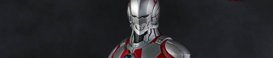 Ultraman Statue by Gecco 007