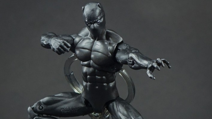 Marvel Legends Wave 1 Black Panther Photo Shoot