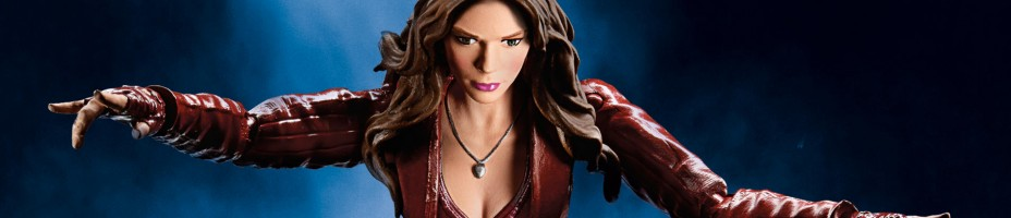 Civil War 6 Inch Scarlet Witch