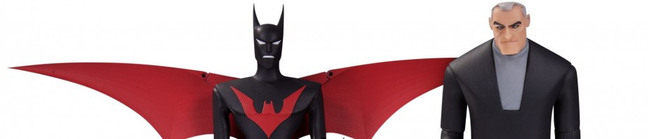 DCC Animated Batman Beyond