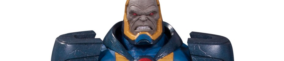 DCC DC Icons Darkseid and Grail 1