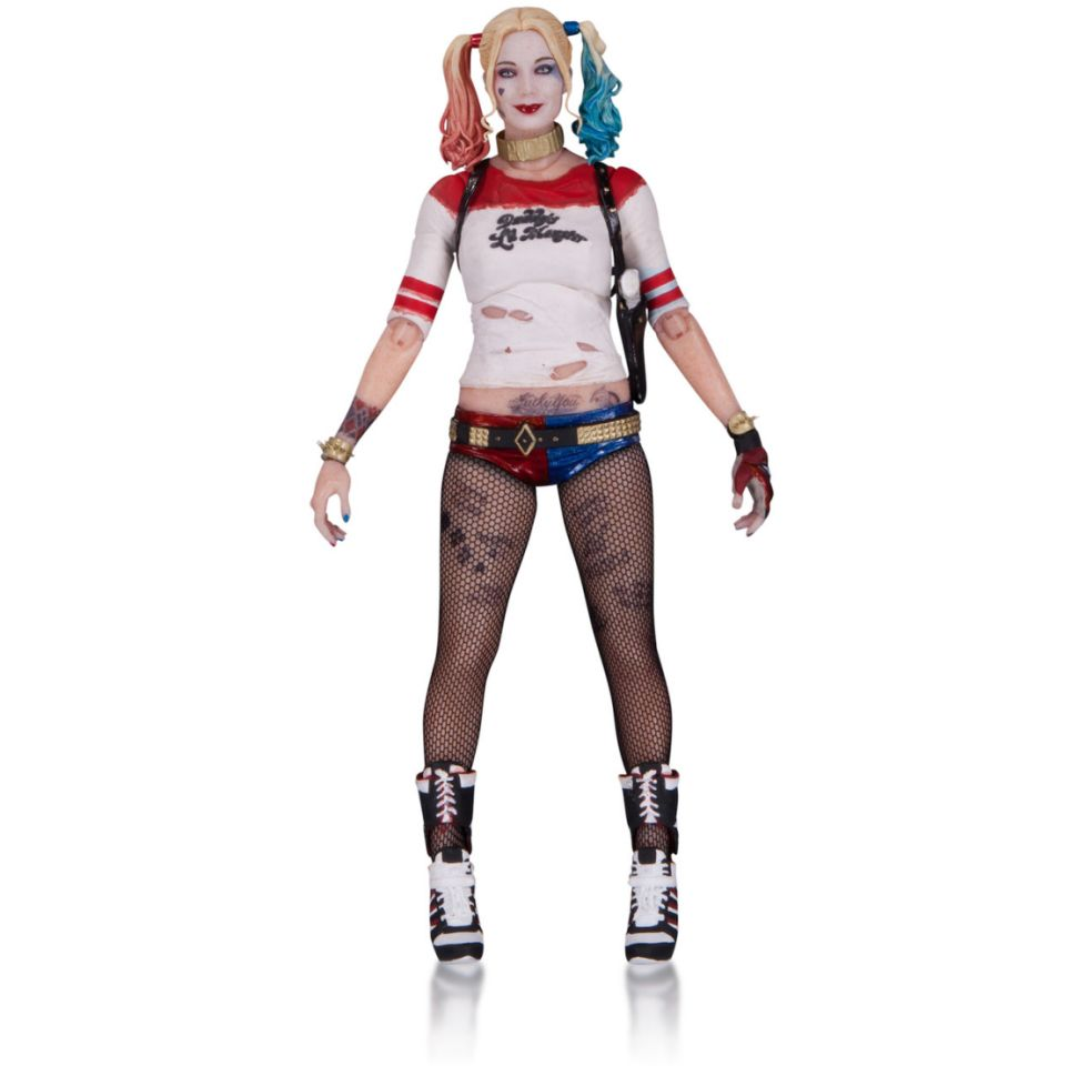 DCC Suicide Squad Harley Quinn