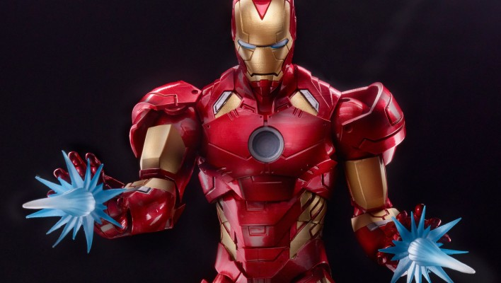 Hasbro Reveals 12-Inch Fully Articulated Marvel Legends Figures