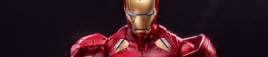 Marvel Legends 12 Inch Civil War Iron Man