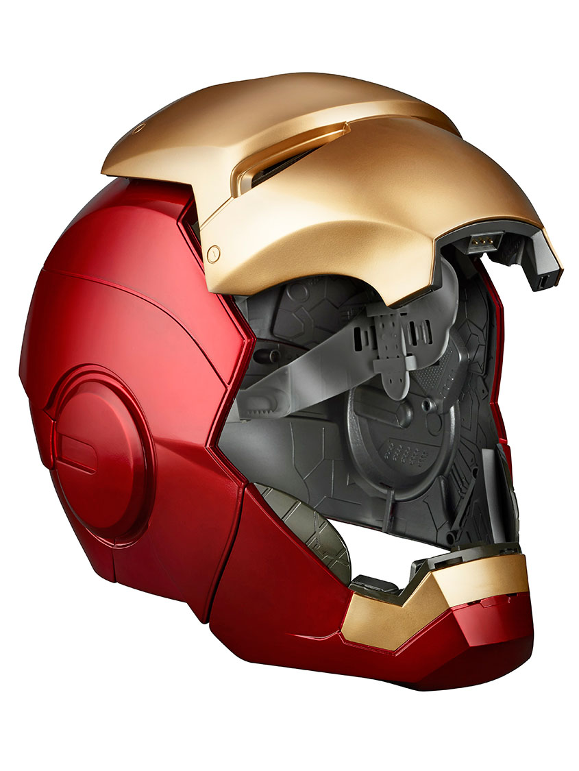 Marvel Legends Iron Man Helmet 2