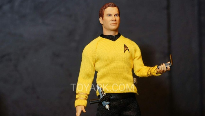 Mezco Pre-Toy Fair 2016 – More One:12 Collective - Star Trek, Space Ghost and More