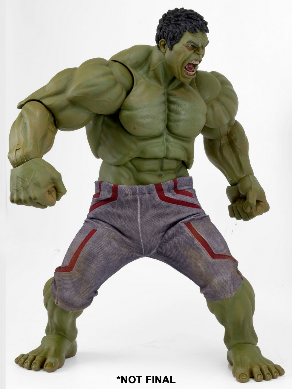 NECA Reveals Bill and Ted Figures, 2-Ft Tall Hulk, and More at Toy ...