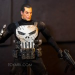 One12 Marvel Punisher Black 1