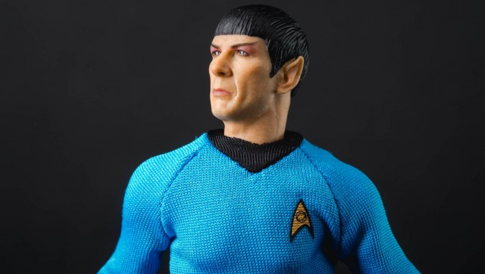 Mr. Spock (Toy Fair Edition) Star Trek One:12 Collective In-Hand Gallery