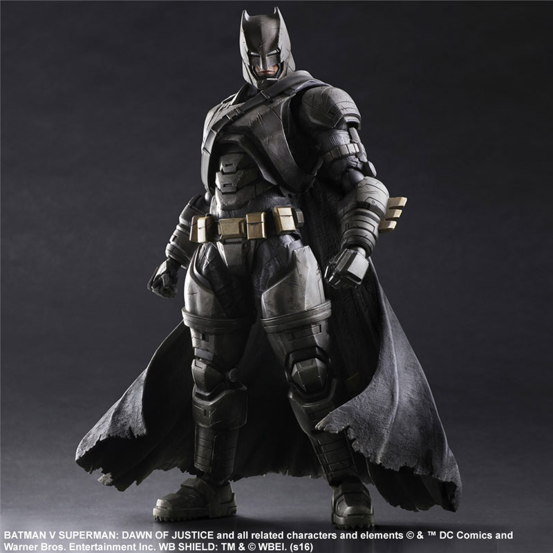 PAK Batman v Superman Armored Batman 001