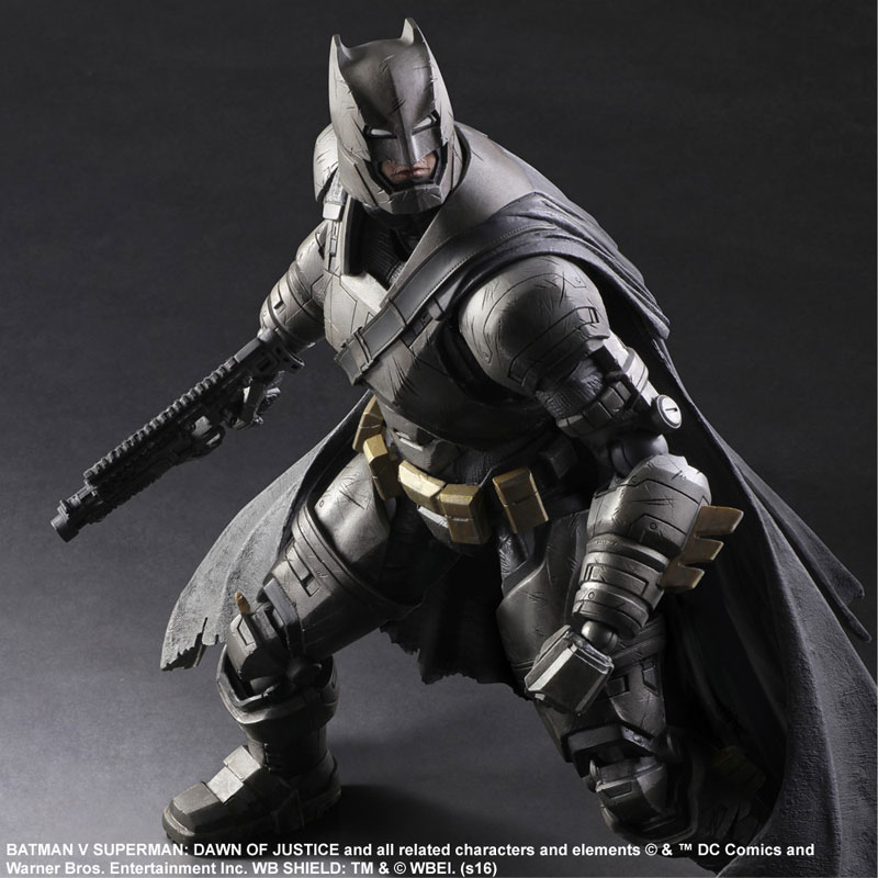 PAK Batman v Superman Armored Batman 004