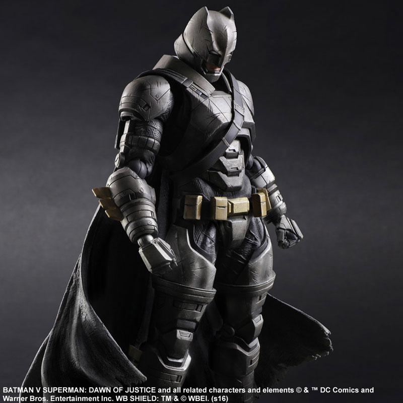 PAK Batman v Superman Armored Batman 005