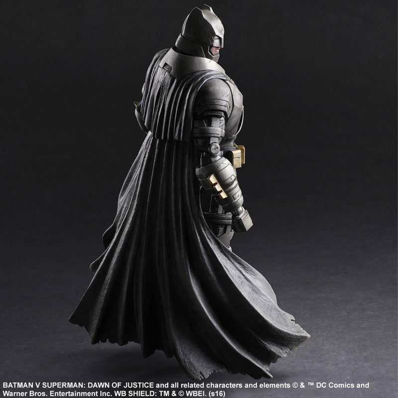 PAK Batman v Superman Armored Batman 006