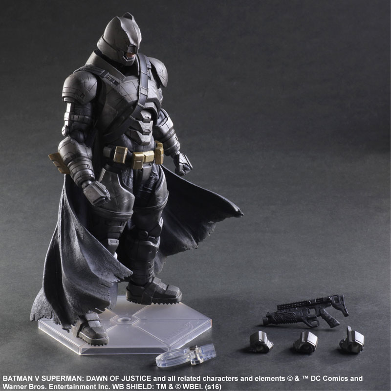 PAK Batman v Superman Armored Batman 008