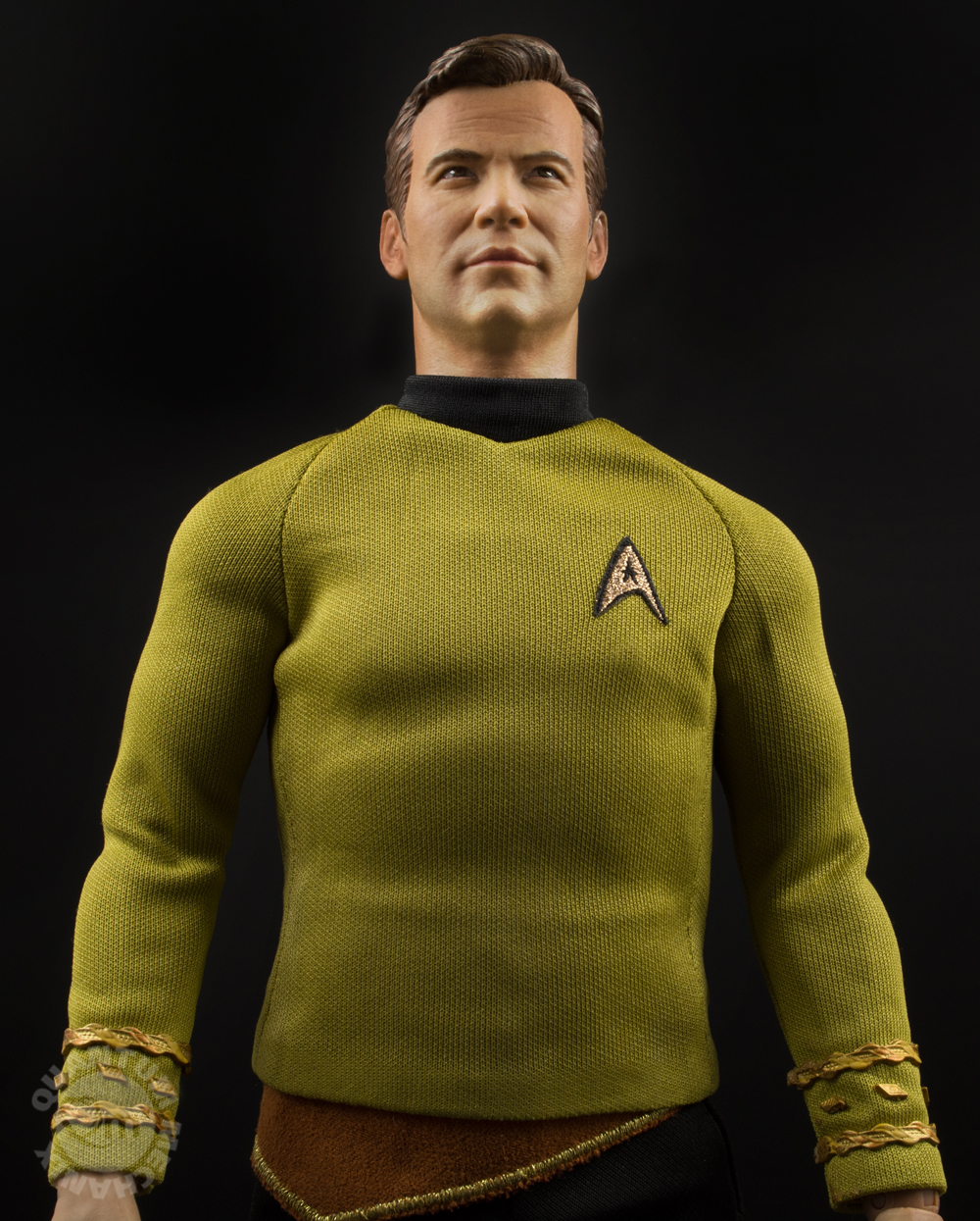 QMX Star Trek Captain Kirk Figure