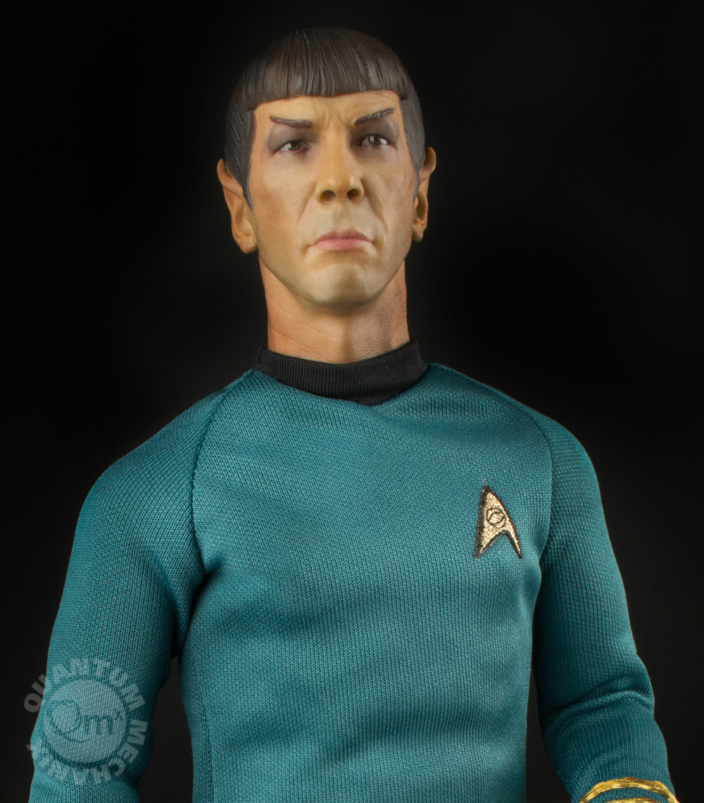 QMX Star Trek Spock