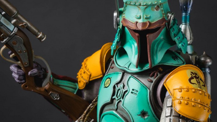 Ronin Boba Fett Bandai Movie Realization Gallery